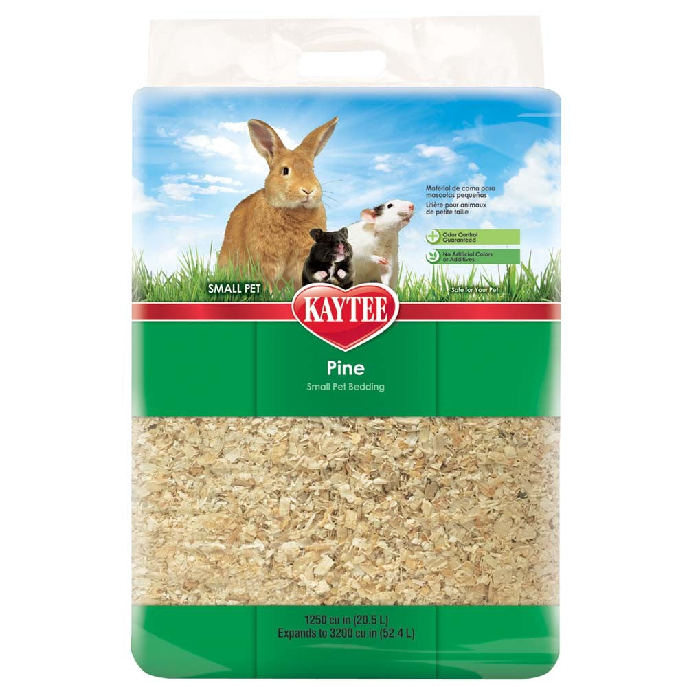 Kaytee Pine Small Animal Bedding 3200 cubic inches