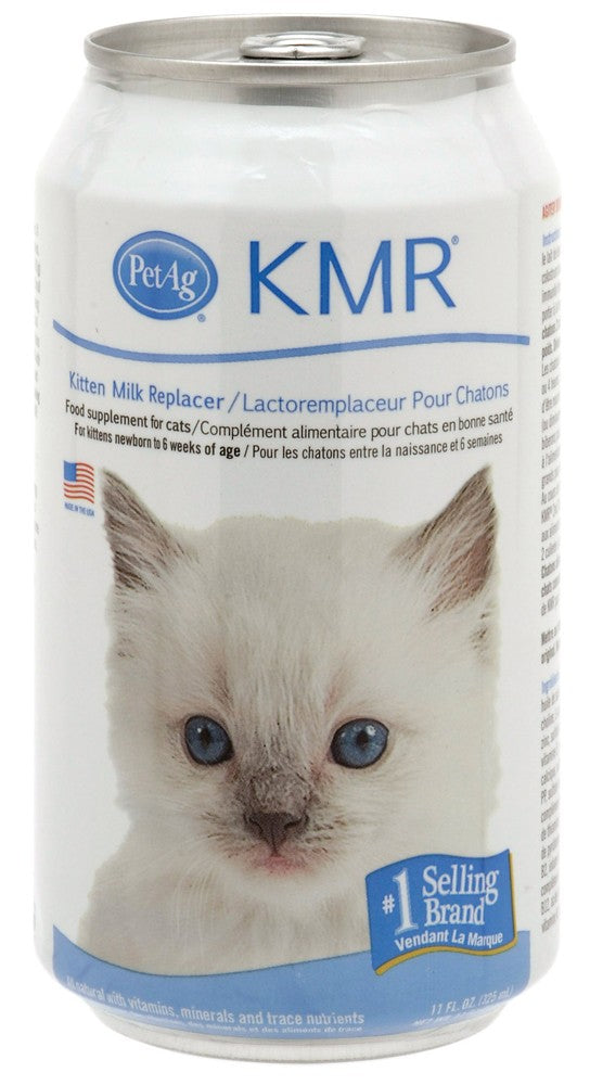 KMR Kitten Milk Replacer Liquid 11oz
