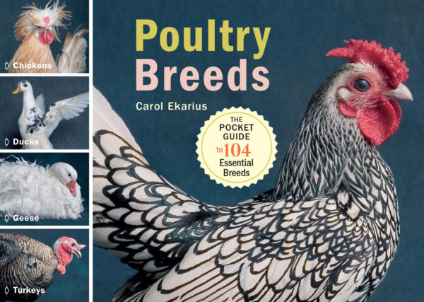 Poultry Breeds Book