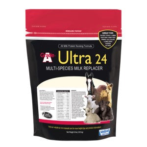 Ultra 24 Multi-Species Milk Replacer 8lb