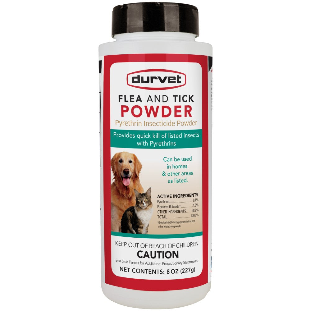 Flea and Tick Powder 8oz