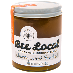 Traeger Bee Local Cherrywood Smoked Honey