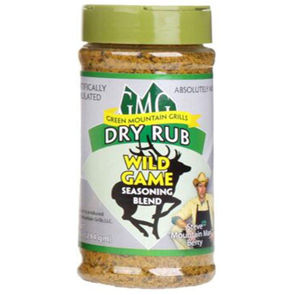 GMG Wild Game Spice Rub 9.8oz