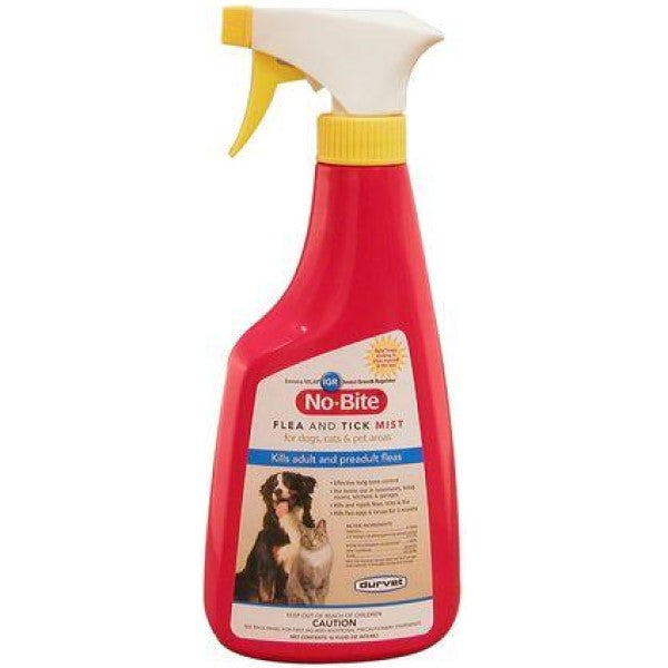 No-Bite™ IGR Flea and Tick Mist 16oz