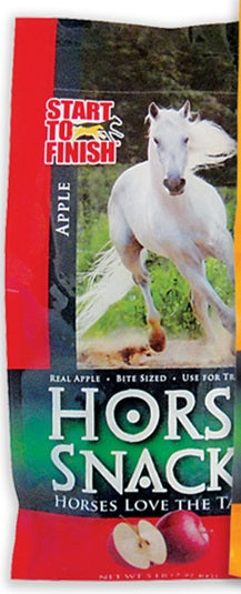 Start to Finish® Horse Snacks Apple 5lb