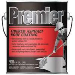Fibered Asphalt Roofcoat Gal