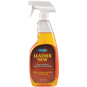 Leather New® Easy-Polishing Glycerine Saddle Soap 16oz