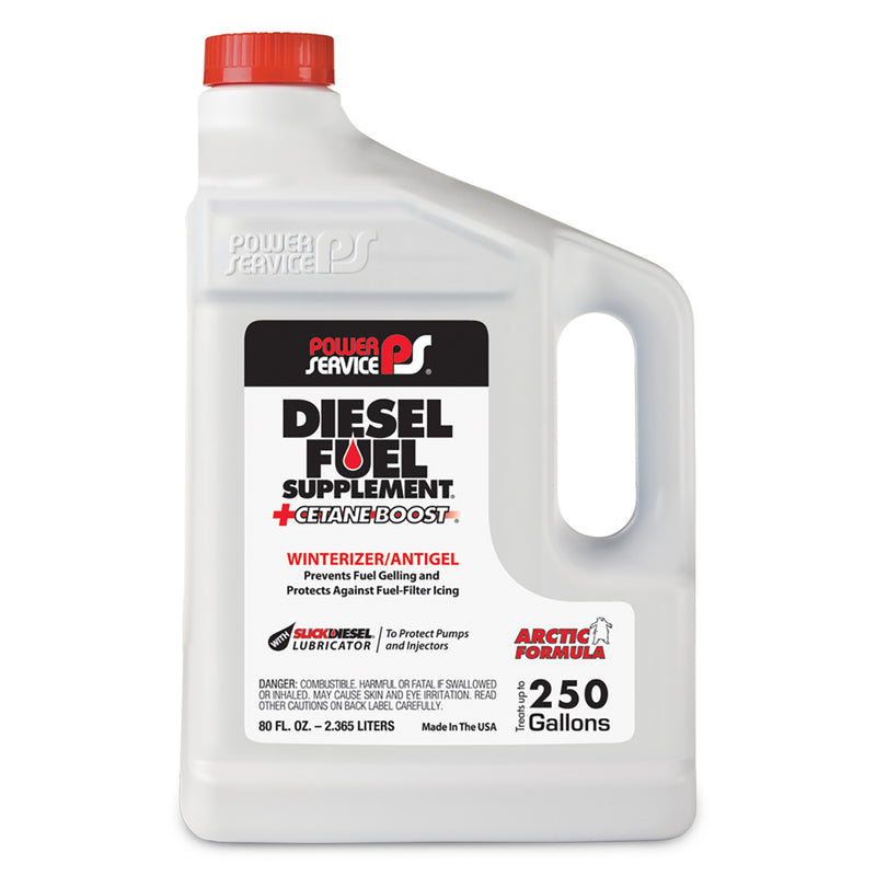 80oz Diesel Fuel Additive