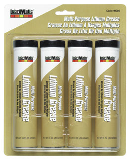 Lithium Grease 3-pk 3oz