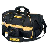 Dw 18in Closed Top Tool Bag