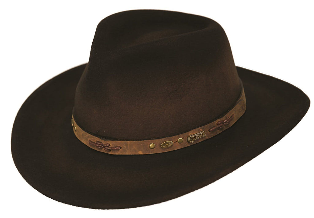 Small Sidekick Crusher Hat Brown