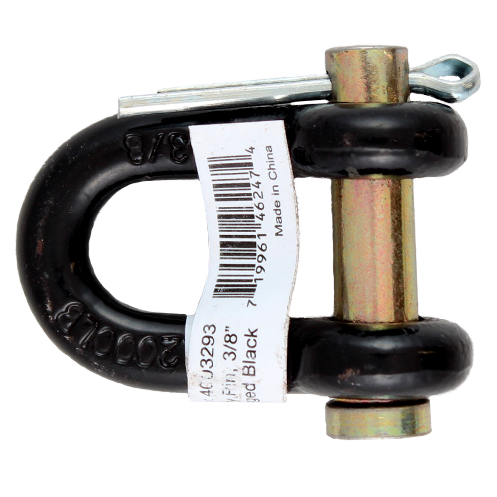 3/8in Utility Clevis