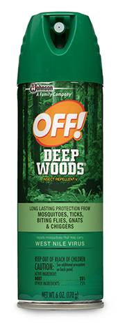 Off Deep Woods 6oz          12