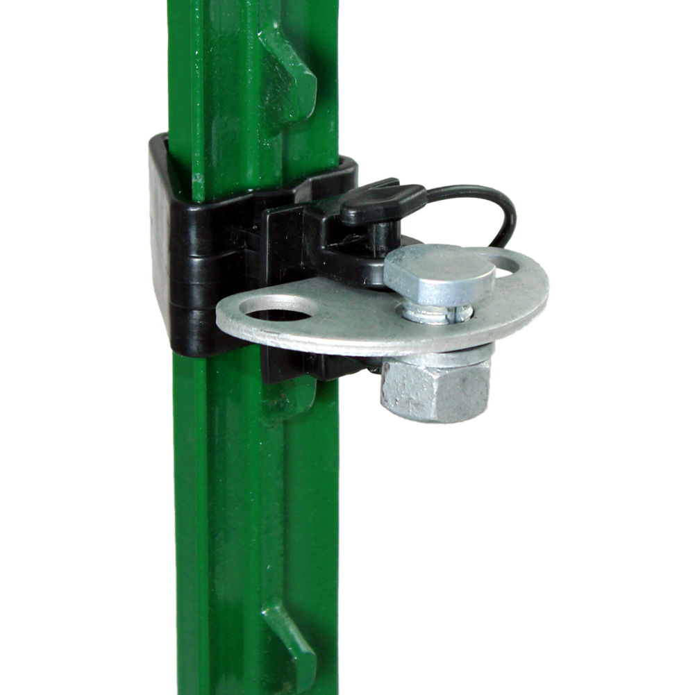 T-Post 3-Way Gate Connector Insulator