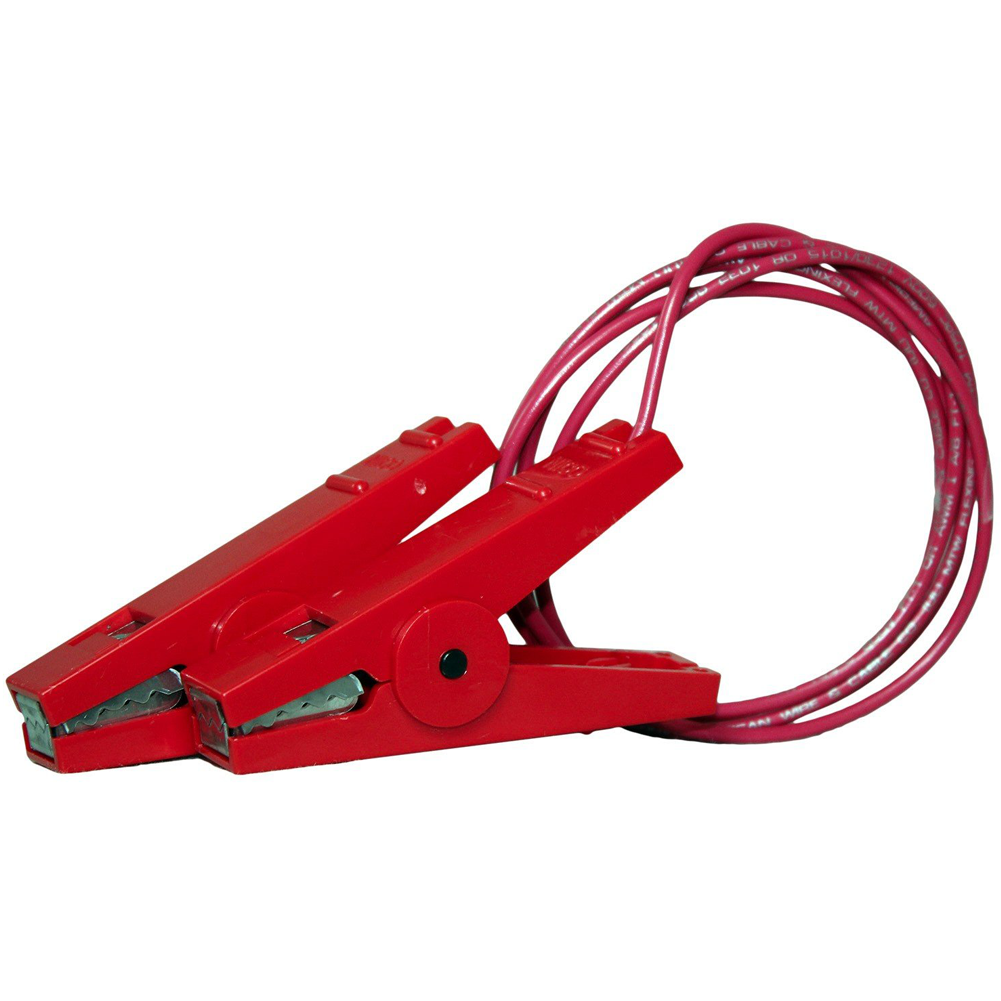 Alligator Clamp Power Connector