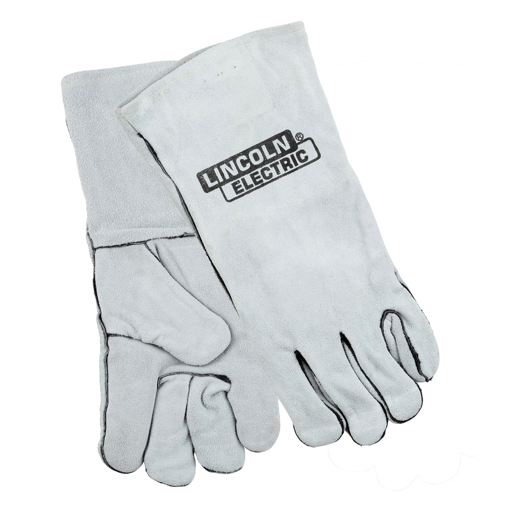 Welding Gloves Grey 13.5in