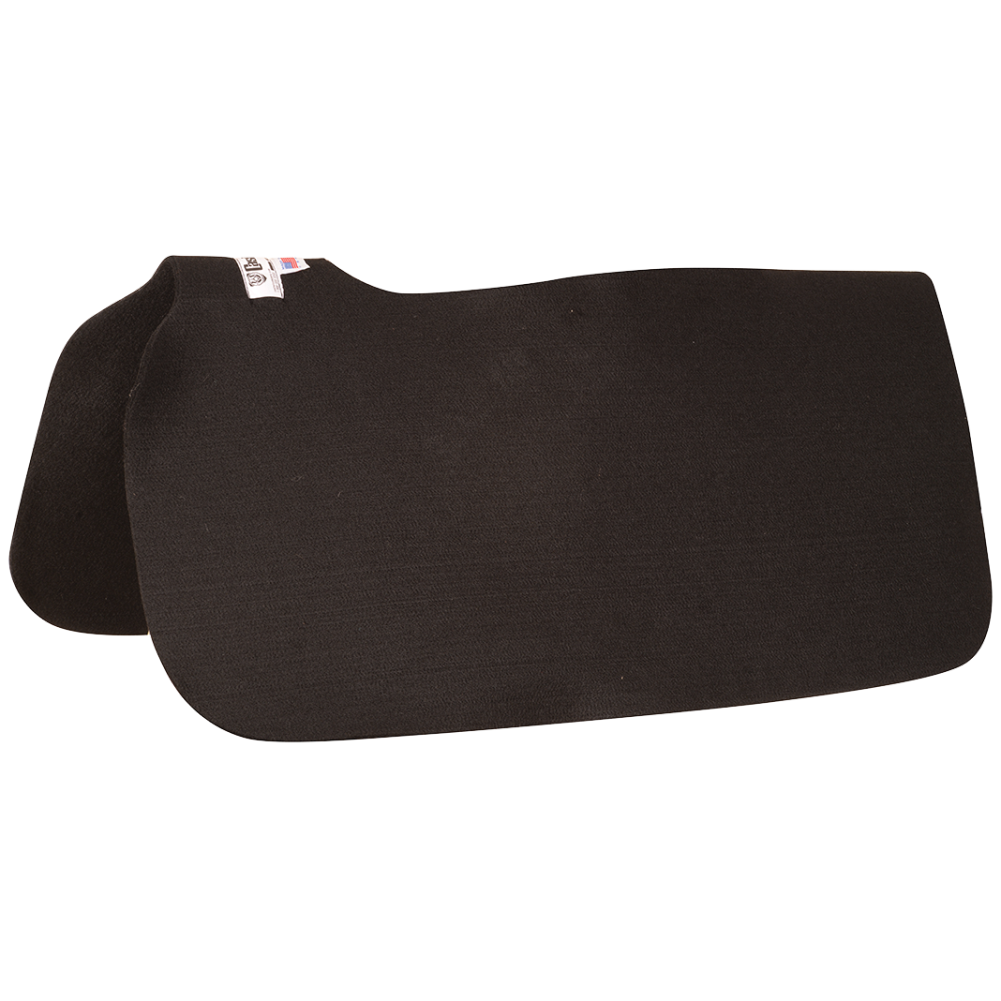 Cashel 1/2in Felt Saddle Pad Liner with Topline Cutout