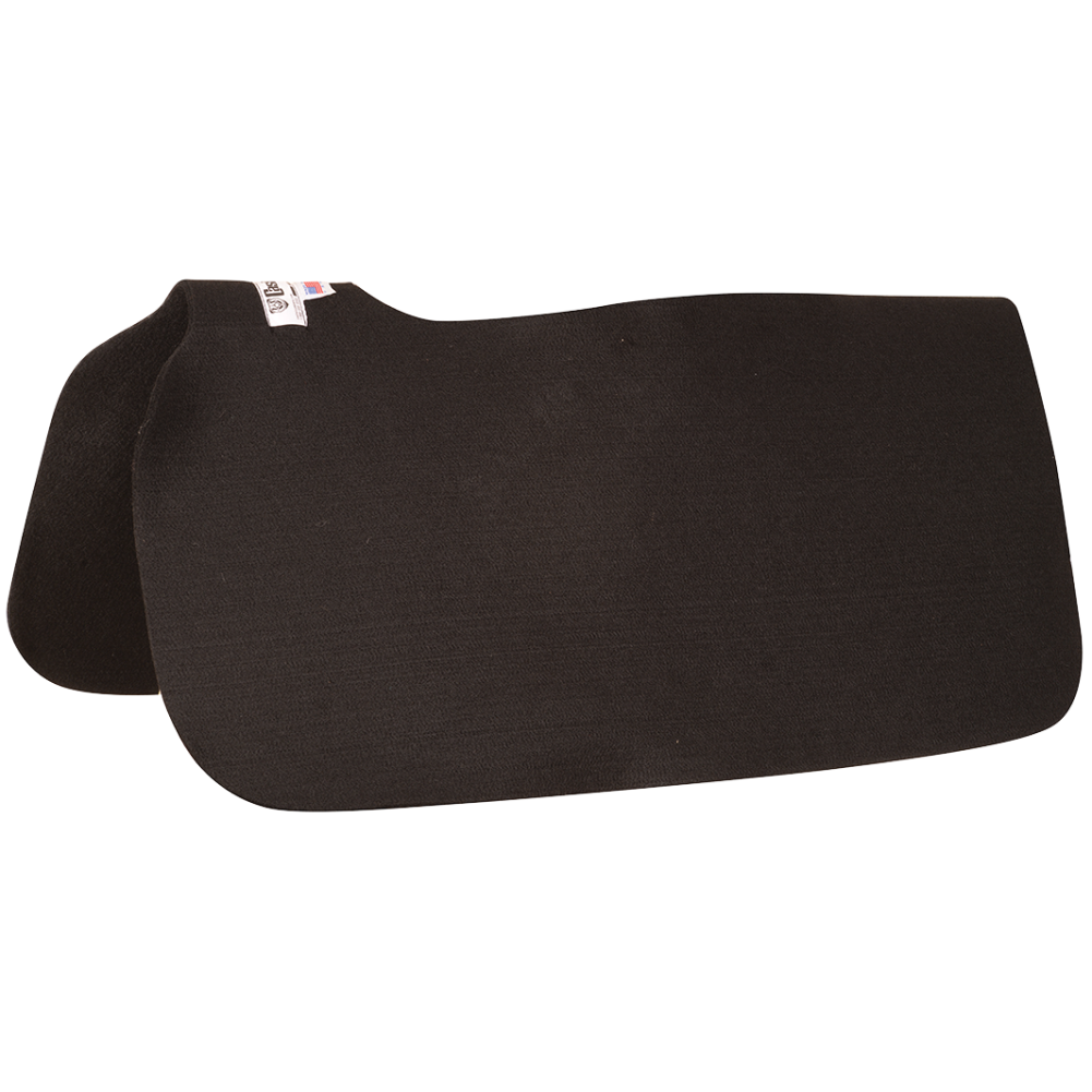 Cashel 1/4in Felt Saddle Pad Liner with Topline Cutout