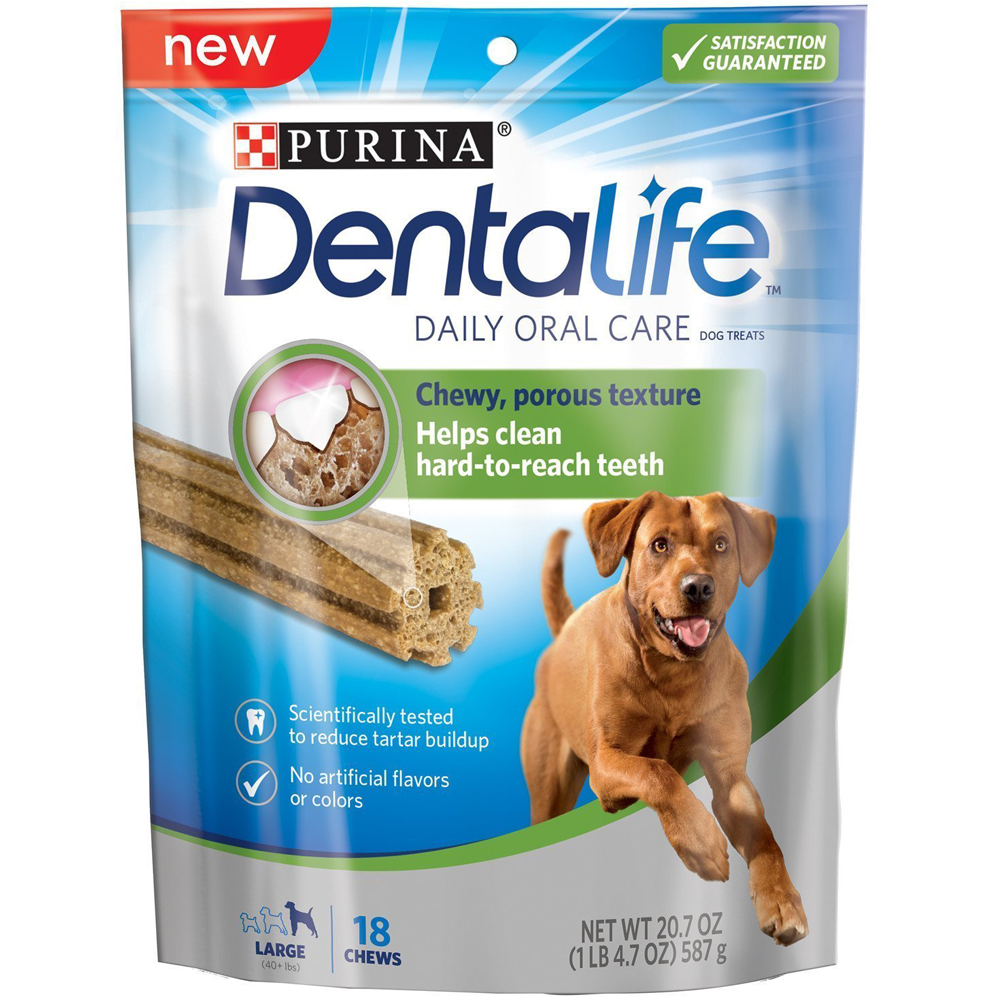 DentaLife 18ct Daily Oral Care Chew Treats