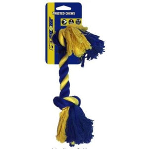 Medium 2-Knot Rope Dog Toy 12""