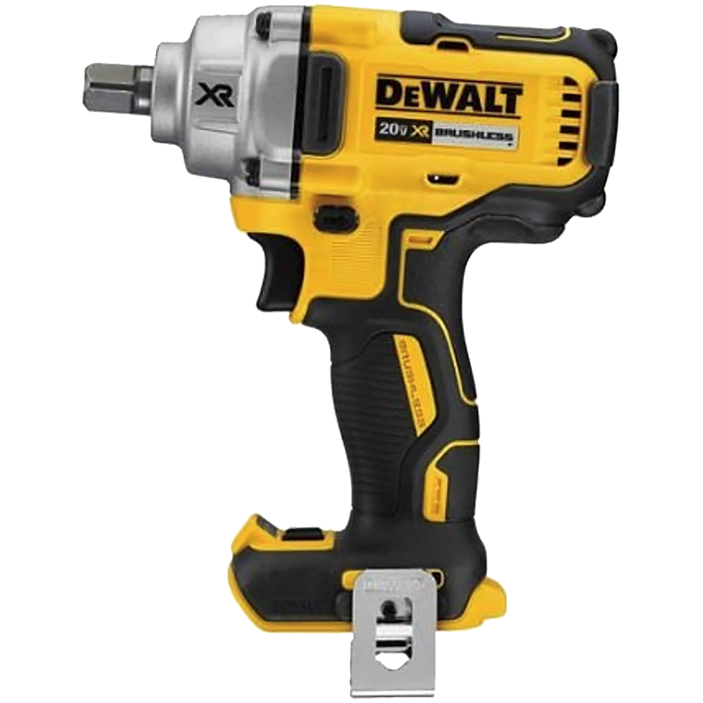 Dewalt 20V XR® 1/2in Mid-Range Cordless Impact Wrench Bare Tool