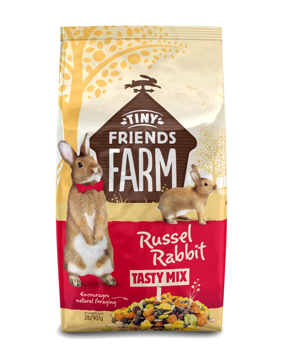 Supreme Pet Russel Rabbit Food 2lb