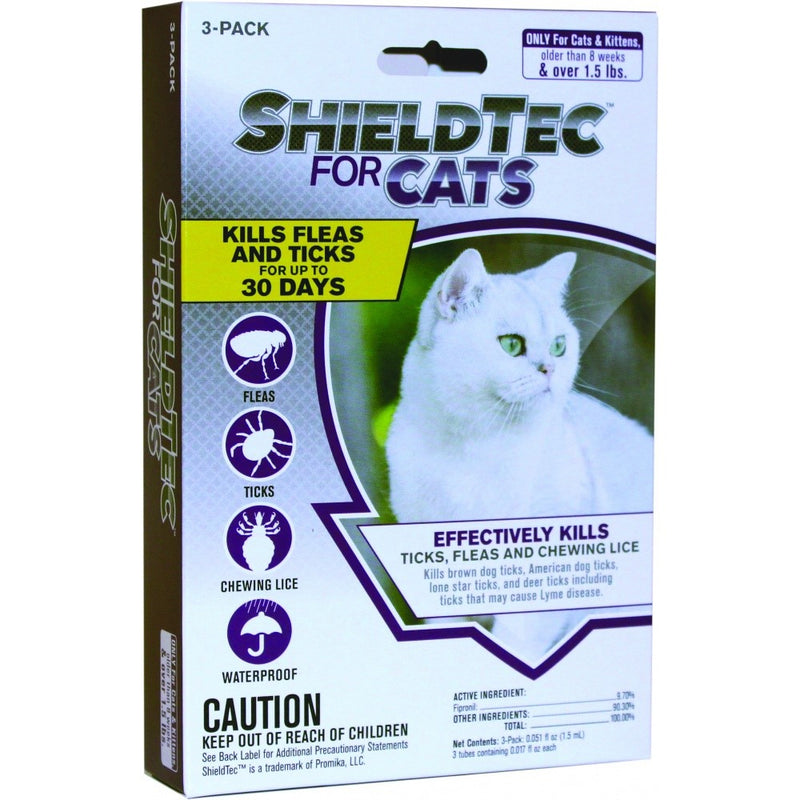 Promika ShieldTec for Cats Above 1.5 lbs, 3 Month Supply