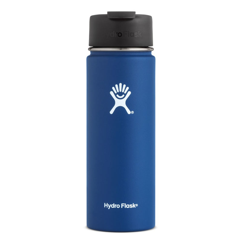 Hydro Flask 20oz Wide Mouth Coffee Flask Cobalt
