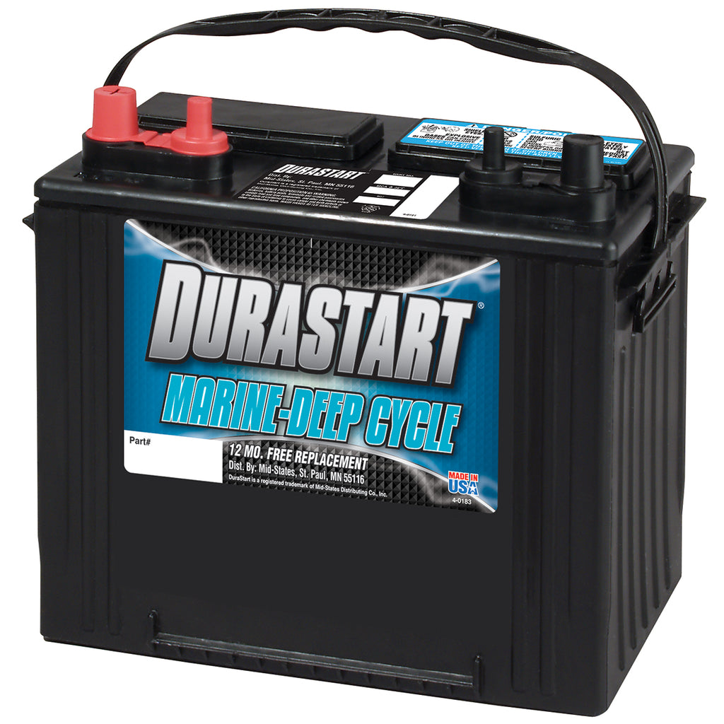 Dc24 Deka Deep Cycle Battery
