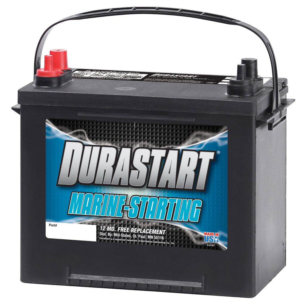 Marine Starting Battery 550cca
