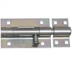 5in X-heavy Barrel Bolt Zinc