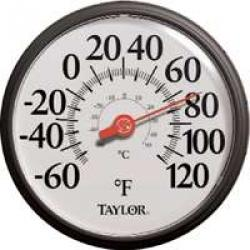 Thermometer Easy Read 13.25in4