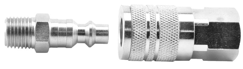 1/4 Inch Quick Coupler Set