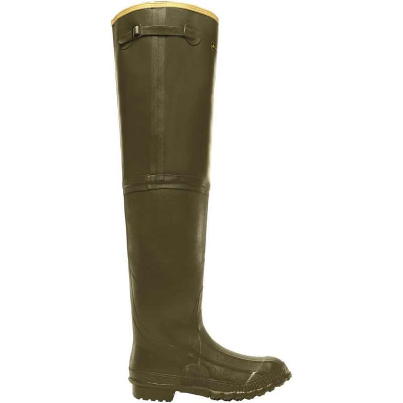 5 Irrigation Hip Boot Green