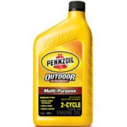 2-cycle Qt Pennzoil          6