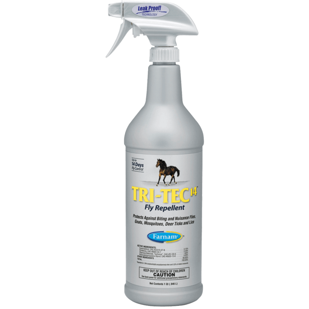 Farnam Tri-Tec 14™ Fly Repellent 32 oz