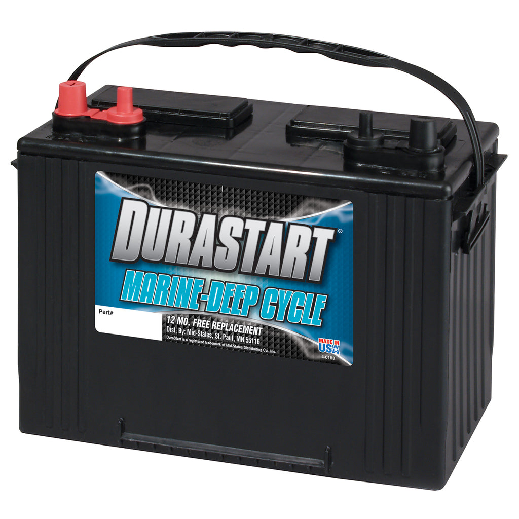 Dc27 Deka Deep Cycle Battery