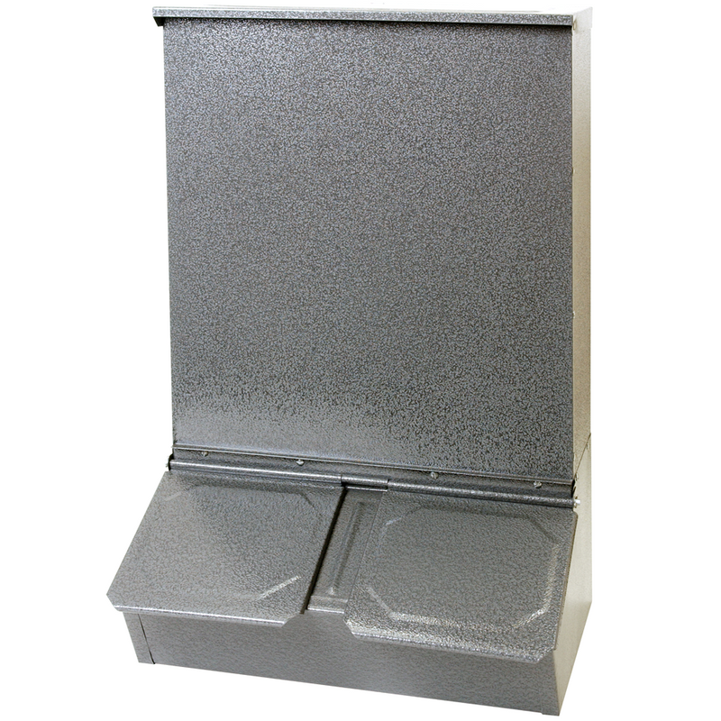 Hog Feeder Double Door 100lb