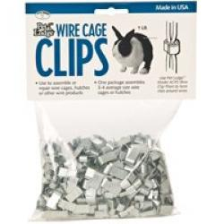 Wire Cage Clips 1lb Bag