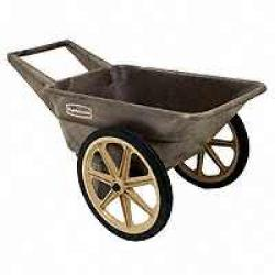 3.5cuft Ruma Farm Tough Cart