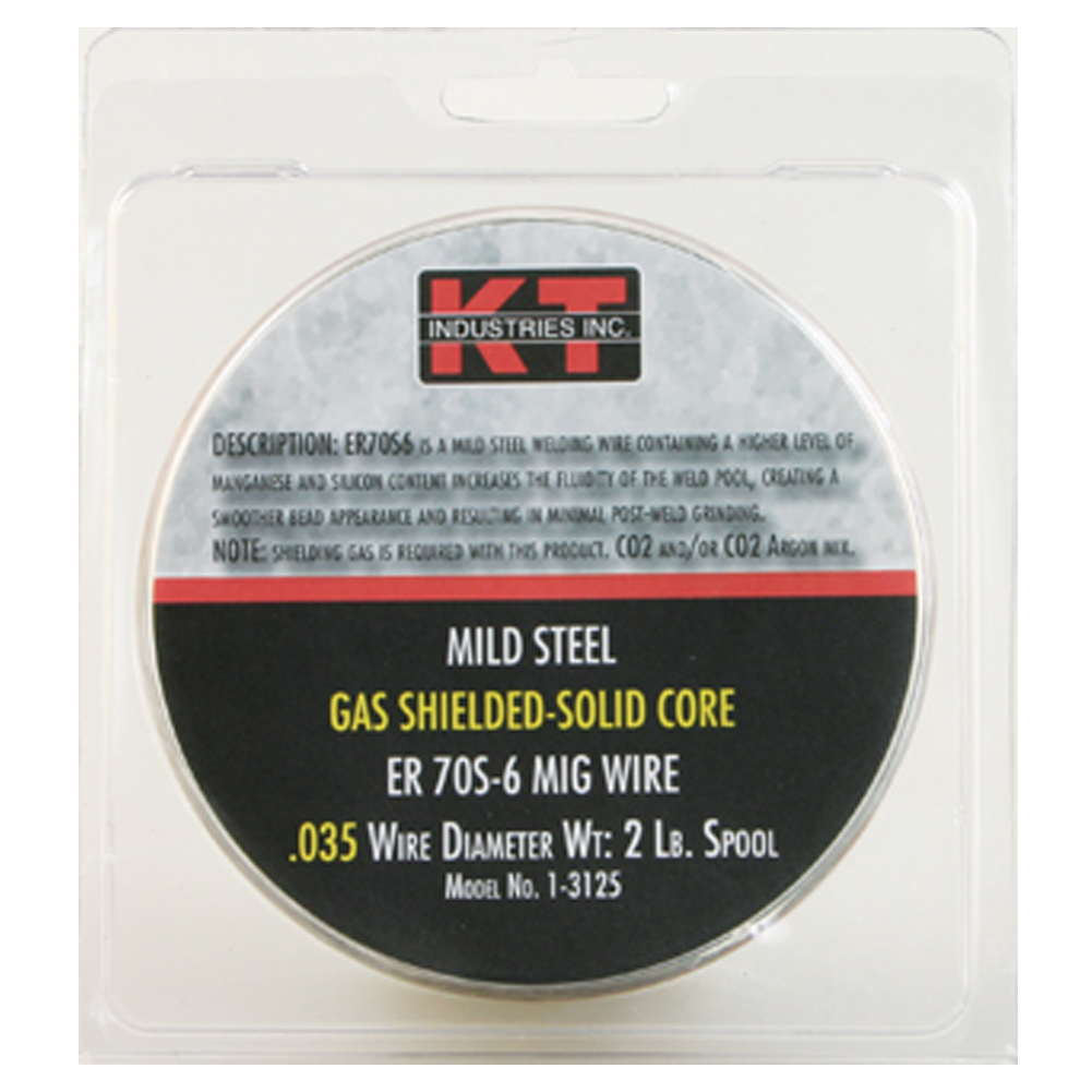 .035 2lb Wire Steel Gas