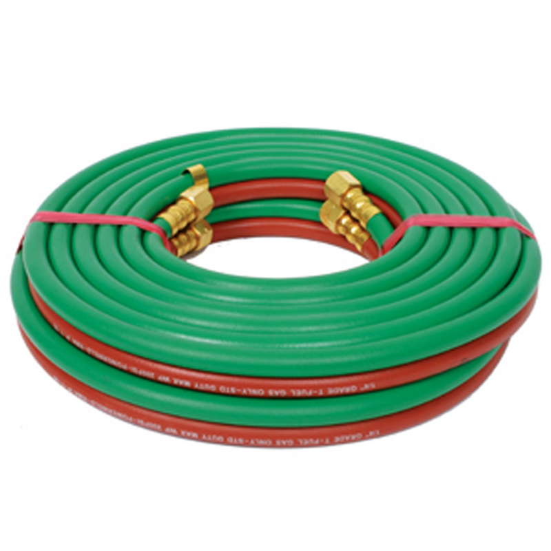 1/4inx50ft Oxy-acet Twin Hose