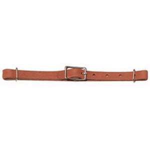 Weaver Leather Straight Harness Leather Curb Strap Light