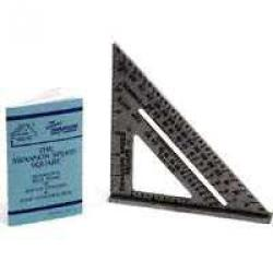 Rafter Speed Square Aluminum 5