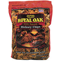 Hickory Wood Chips 2lb      12