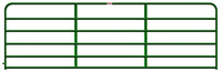Behlen 16-Foot 1-5/8 Utility Gate Green