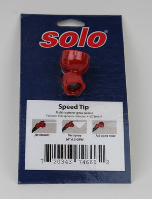 Solo Sprayer Speed Tip Nozzle 4074666-P