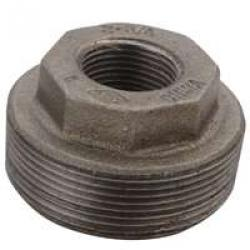 1/2inx3/8in Black Bushing   40