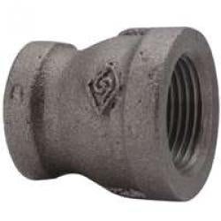 1/2in X 3/8in Black Reducer 30