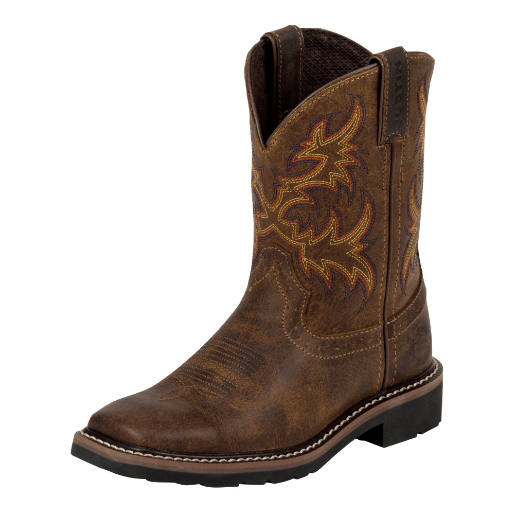 10 YOUTH Cattleman Boot